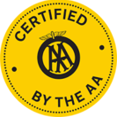 Corbridge Road Garage is AA Certified